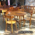 Kursi Cafe Kayu Jati Jepara Terlaris