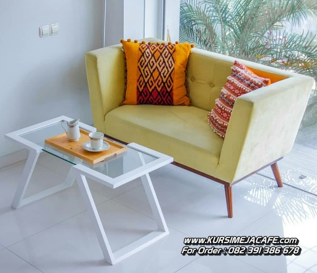 Kursi Sofa Santai Minimalis Modern