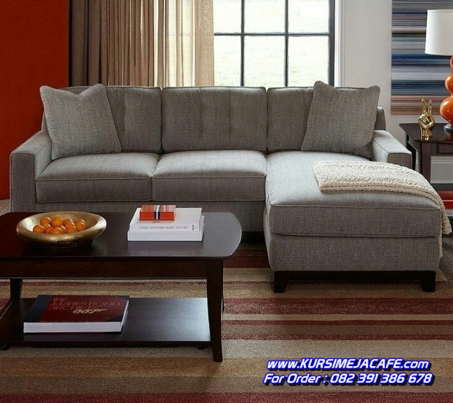 Kursi Sofa Tamu Minimalis Modern Jepara