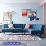 Kursi Sofa Tamu Sudut Minimalis
