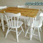 Kursi Cafe Minimalis Modern Putih