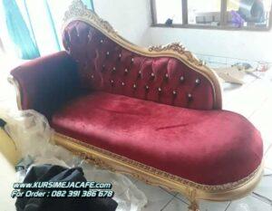 Kursi Sofa Pengantin Ukir Jepara