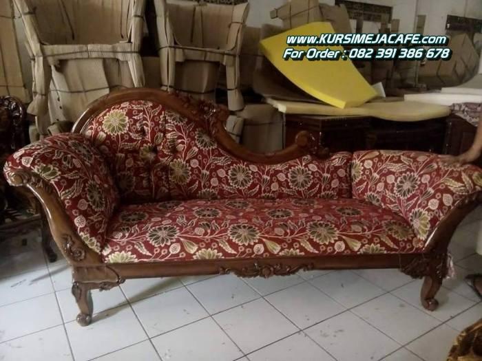 Kursi Sofa Ukir Pengantin Klasik Jepara